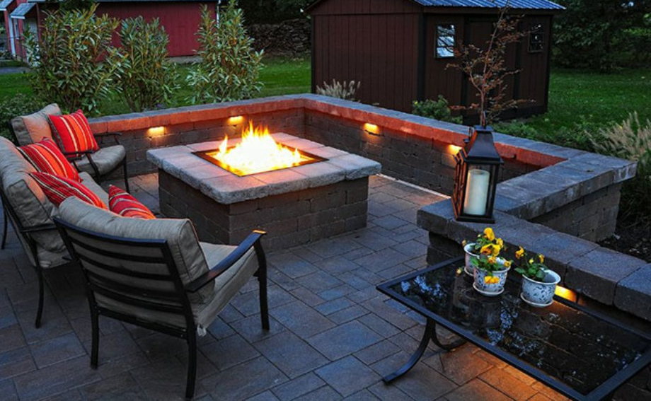 Firepits at Angelo's Supplies