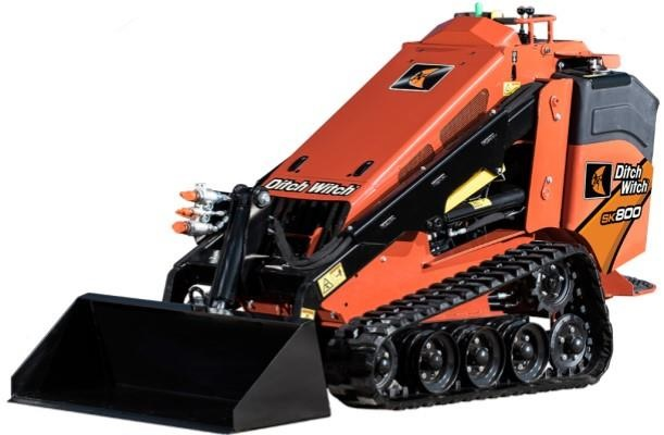 ditch witch rental