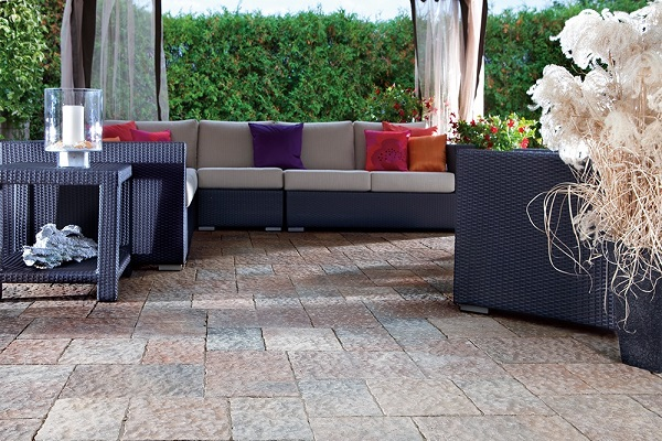 centurion brick pavers by oaks