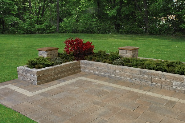 Rialto Monterey and Gardenia Linear Products by Oaks Concrete