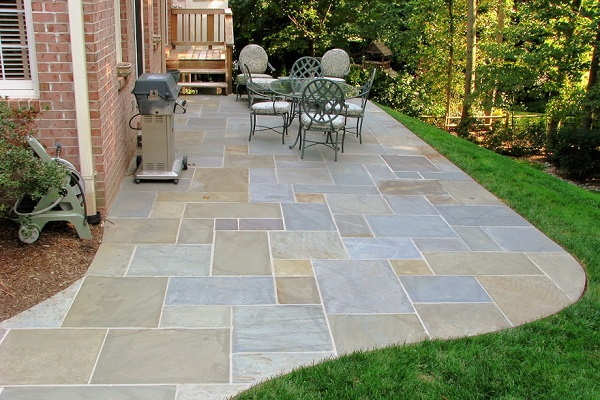 Pattern Flagstone New York Full Color