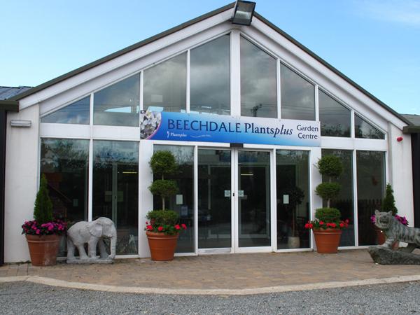 Beechdale Garden Centre Shopfront