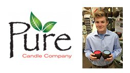 Pure Candle Company Owner