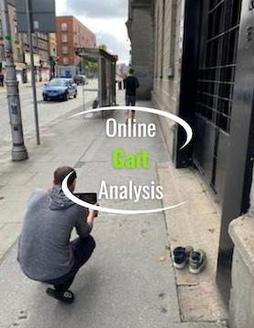 Online Gait Analysis
