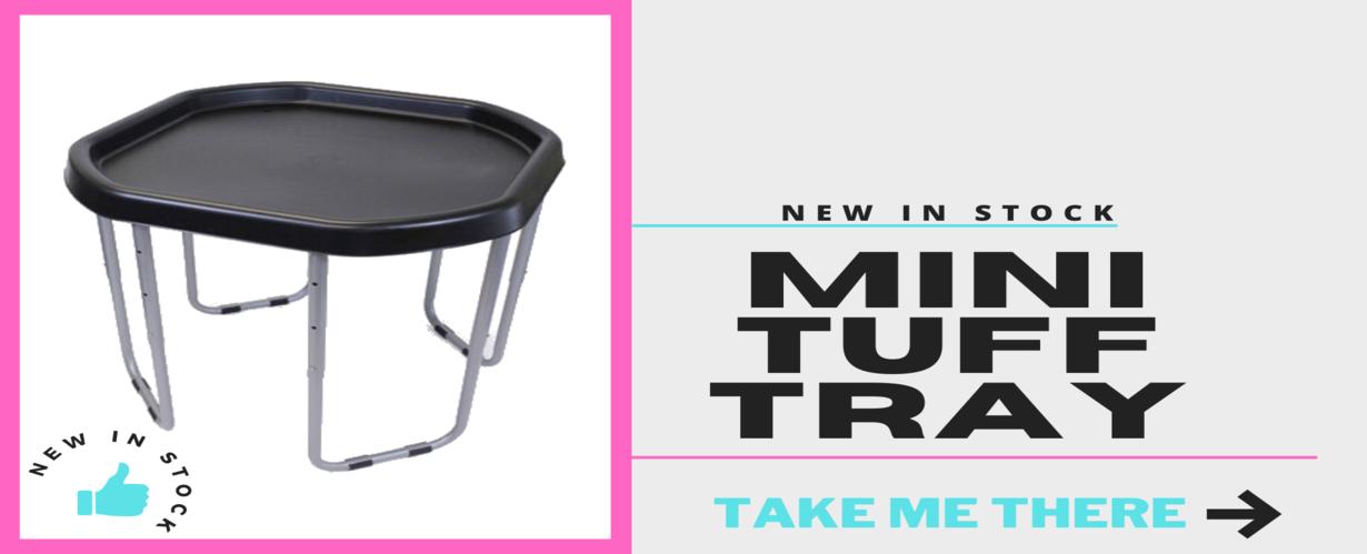 Mini Tuff Tray