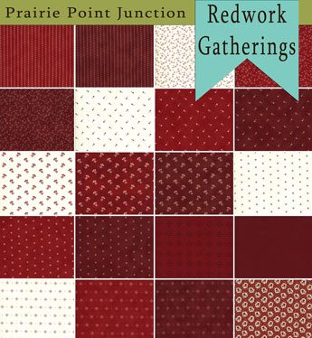 Redwork Gatherings