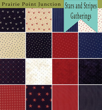 Stars and Stripes Gatherings