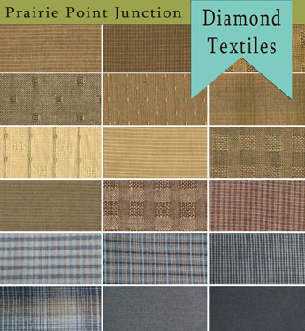 Diamond Textile Homespuns