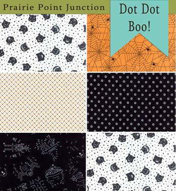 Dot Dot Boo