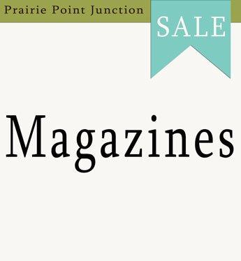 Sale Magazines