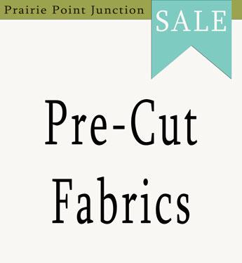 Sale Pre-Cut Fabrics