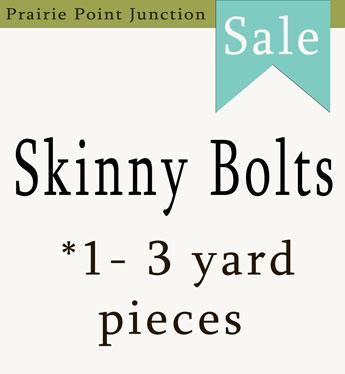 Skinny Bolts