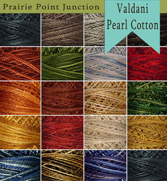 Valdani Pearl Cotton Size 8