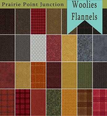Woolies Flannels