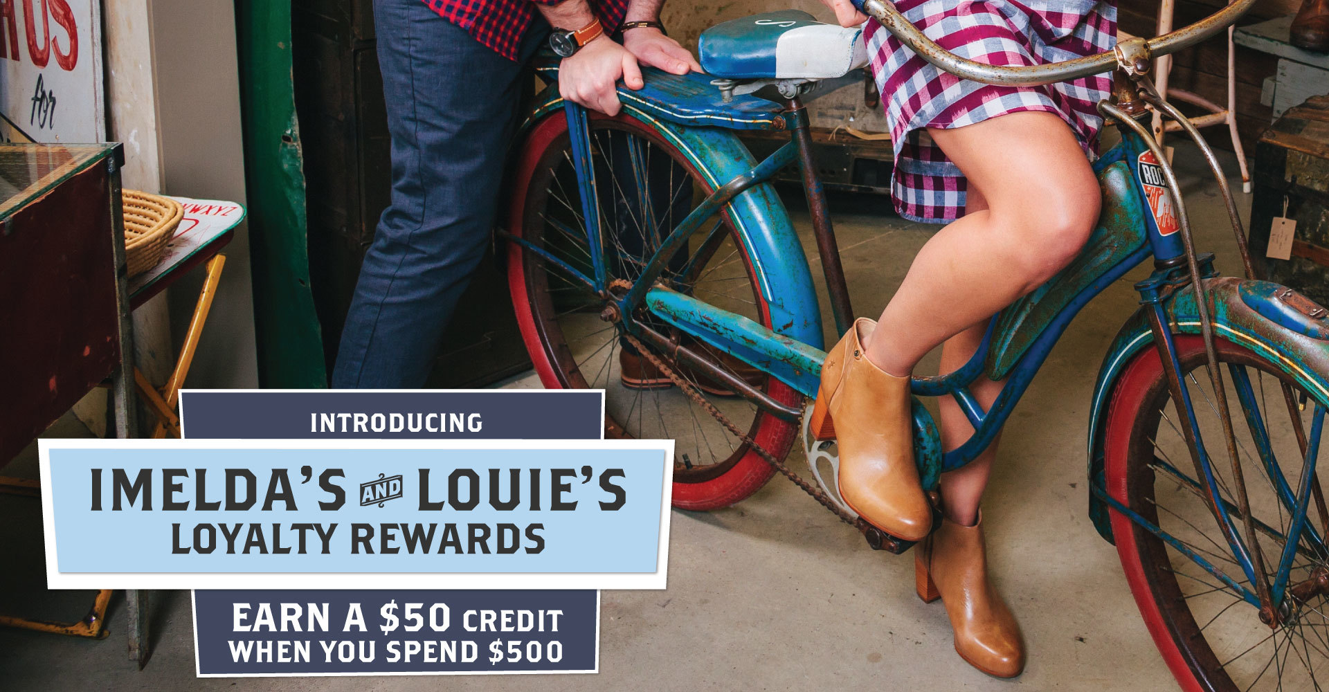 Imelda's and Louie's Loyalty Rewards