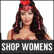 Womens Halloween Costumes