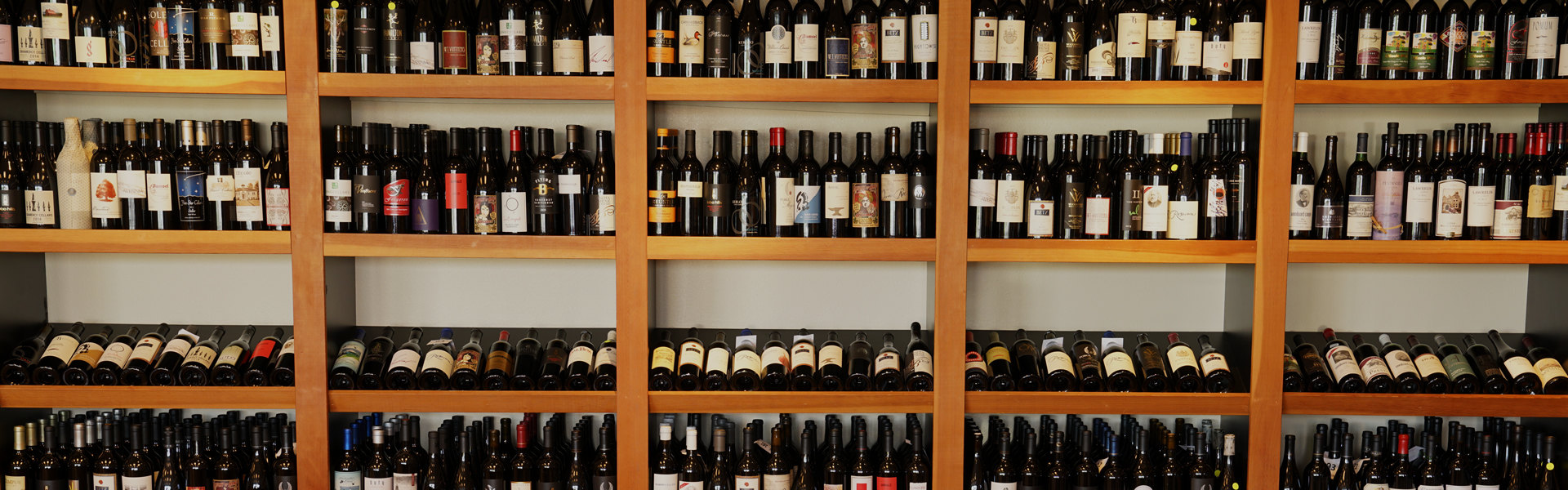 Specializing in the Boutique wines of Washington