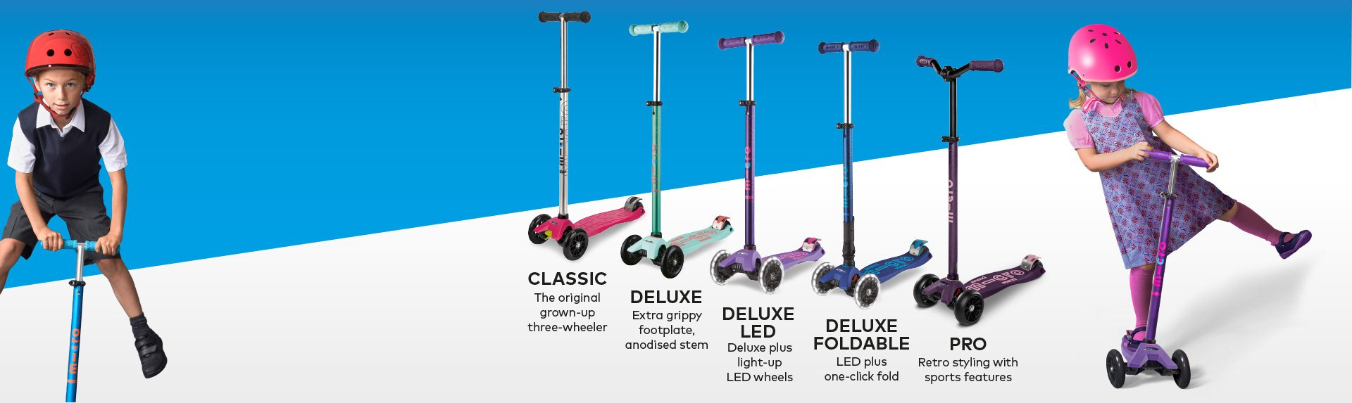 New Colors Available!