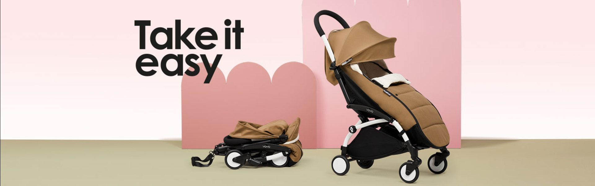 Make your life easier! With a YOYO+ stroller