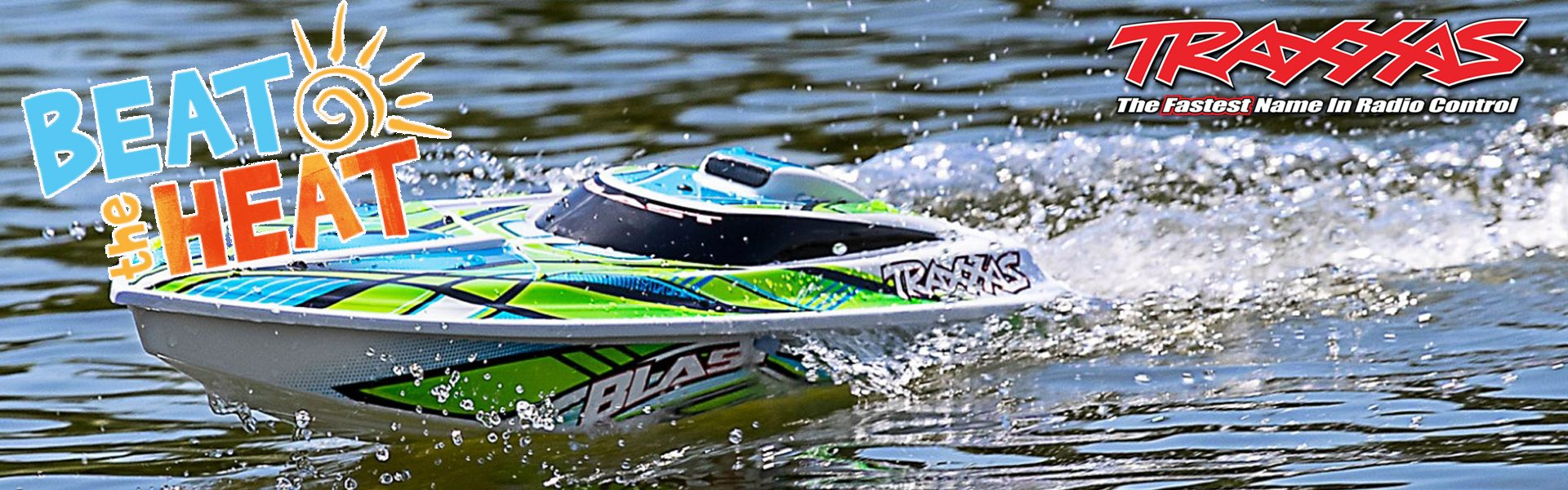 Traxxas Blast Ready to Run Boat