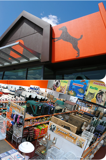 pet warehouse