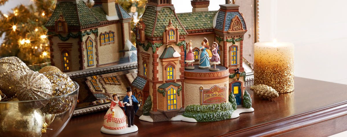 Department 56 Villages have arrived at Marco's!