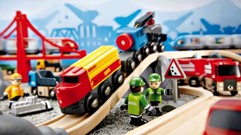 Brio Wooden Railway now at Marco's!
