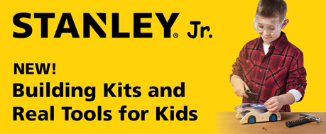 Stanley Jr. Toys