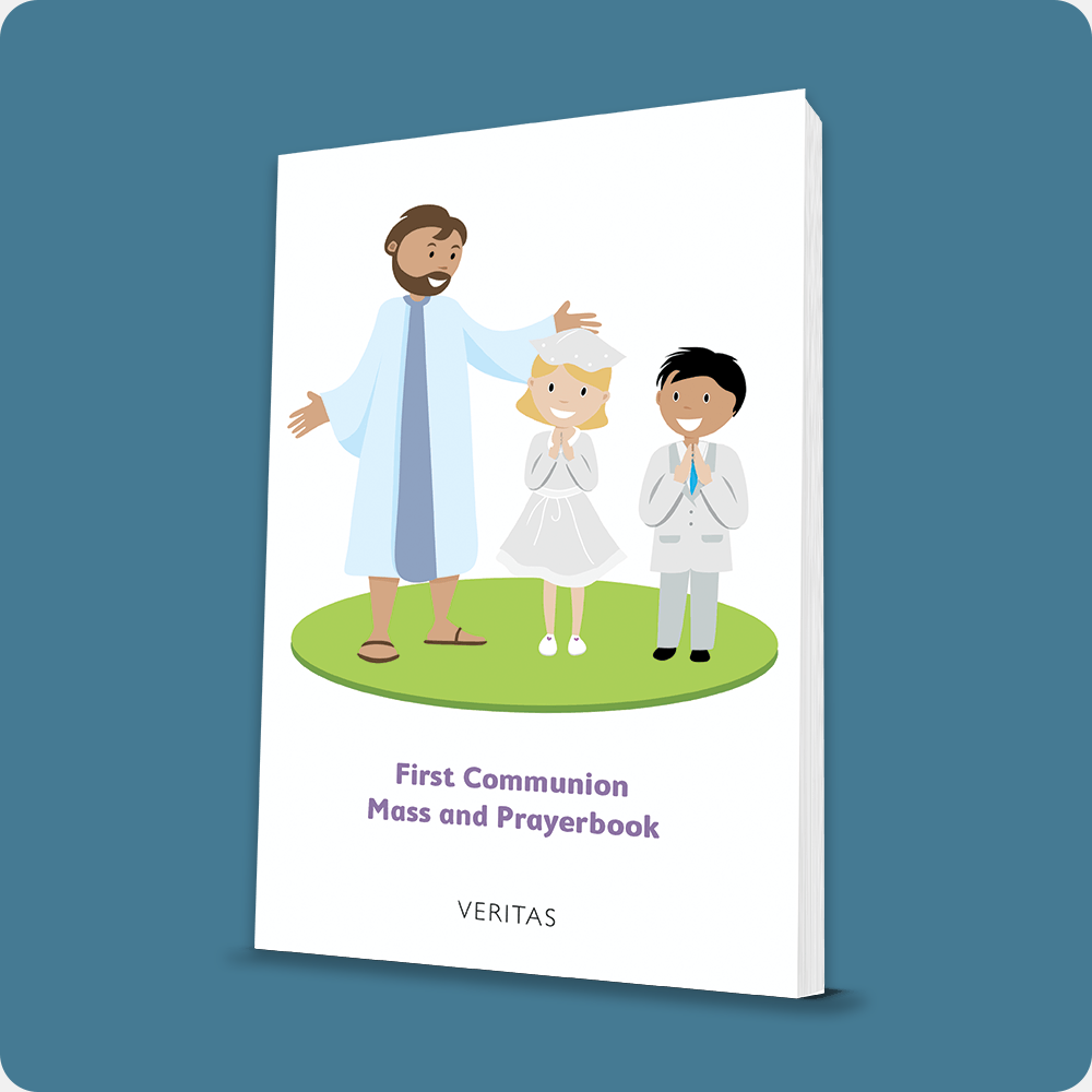 First Holy Communion Books