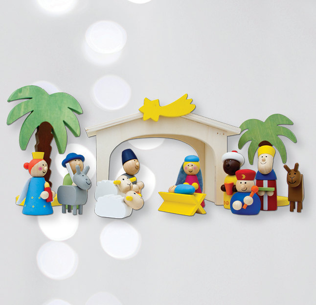 Children's Nativity Sets