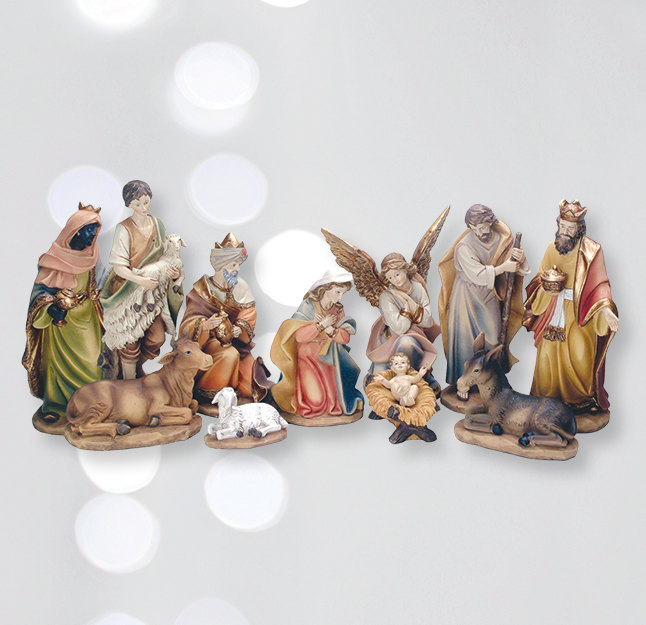 Large Nativity Sets