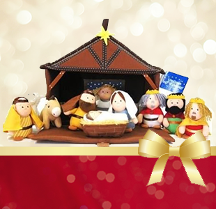 Nativity Sets with Stable