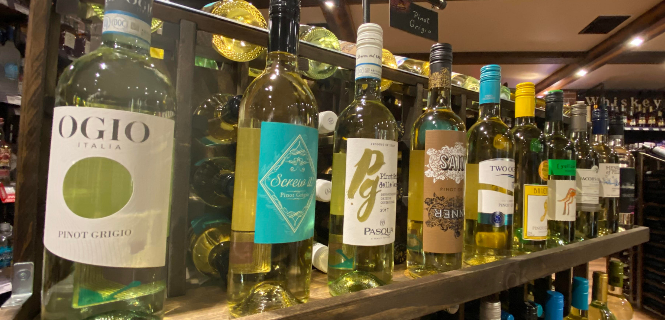 Shop White Wine!