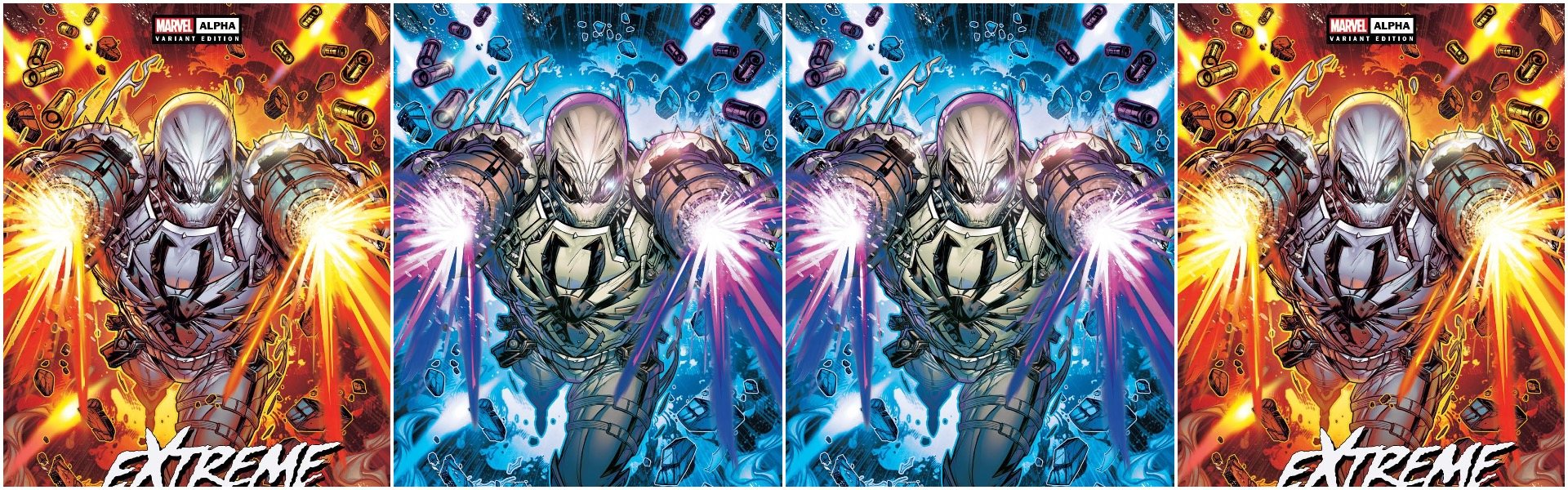 Extreme Carnage Alpha #1 Jonboy Meyers Exclusives
