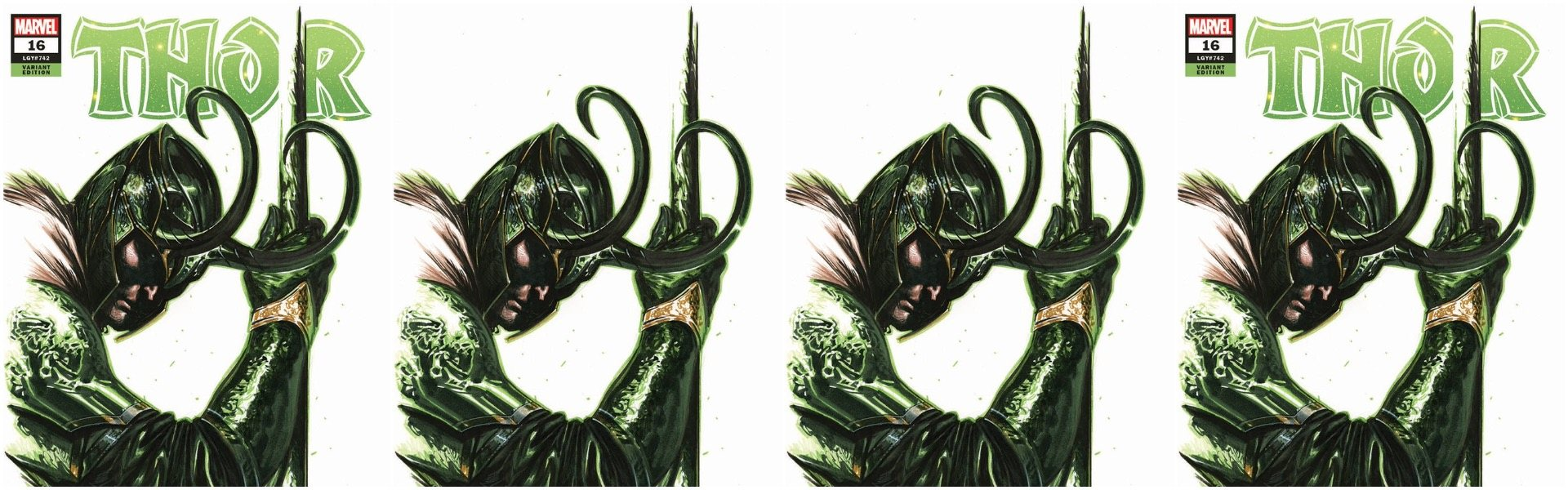 Thor #16 Gabriele Dell'Otto Exclusives