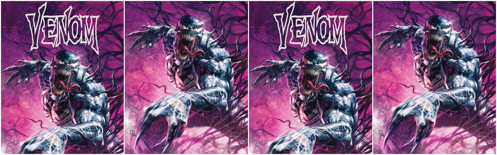 Venom #35 200th Issue Marco Mastrazzo Variants