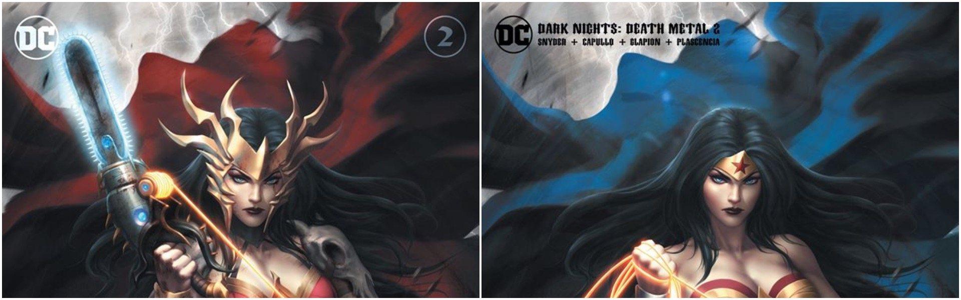 Dark Nights Death Metal #2 Kendrick Lim Variants