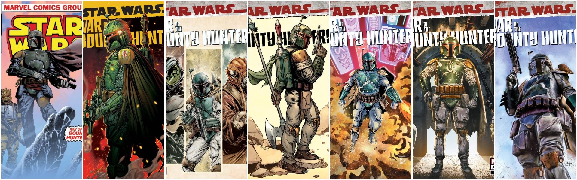 Star Wars War of the Bounty Hunters Exclusives