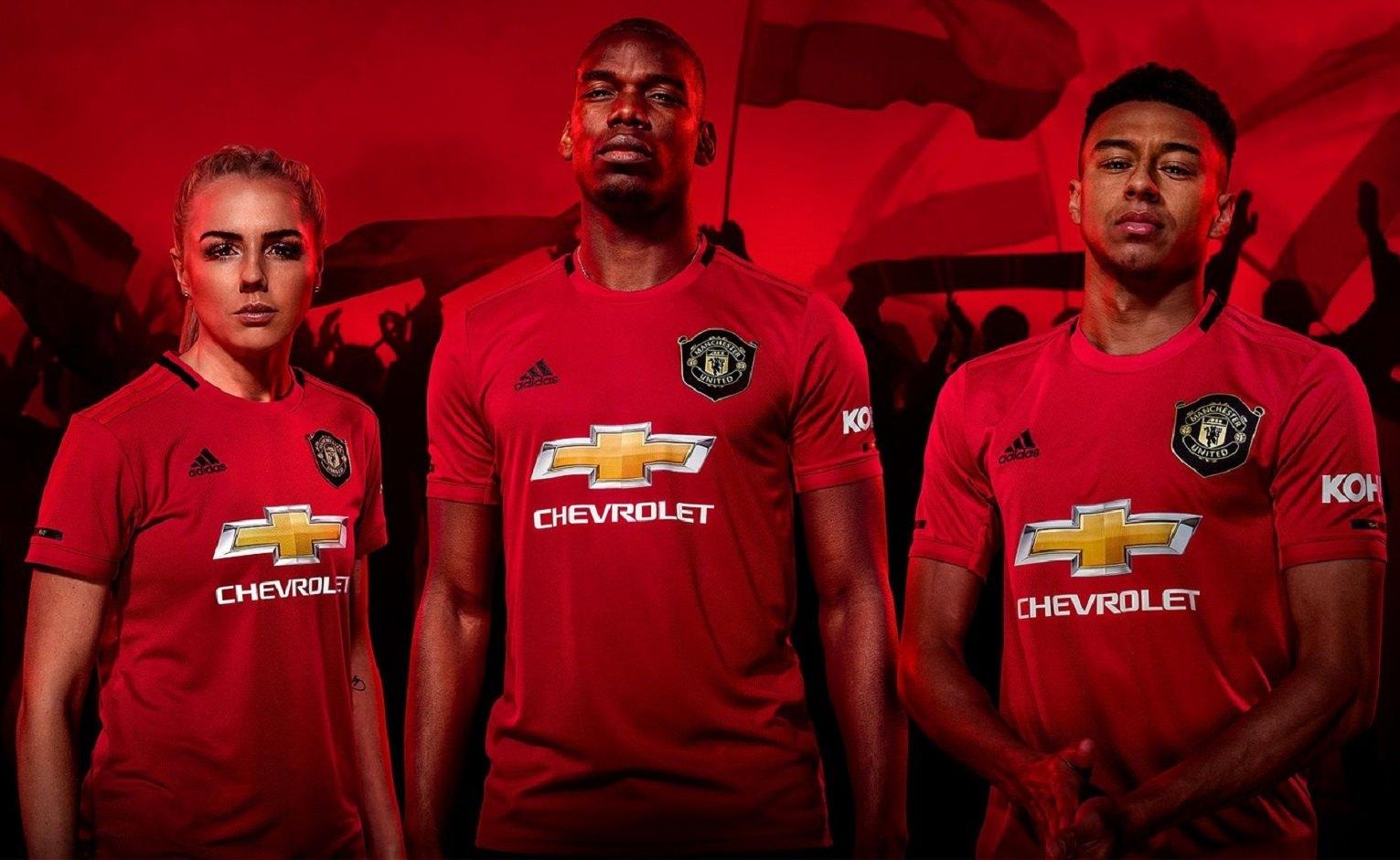 Man Utd Range 2019-2020
