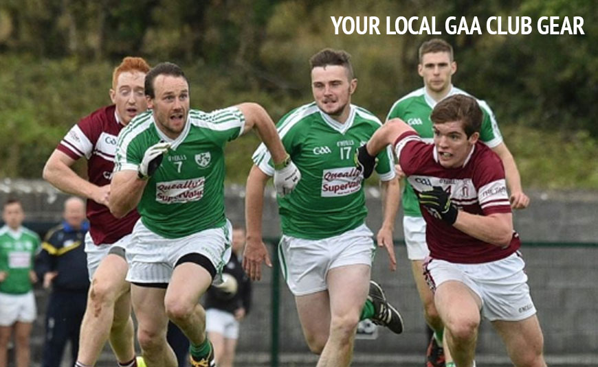 Support your local GAA club