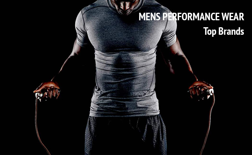Mens Performance Wear