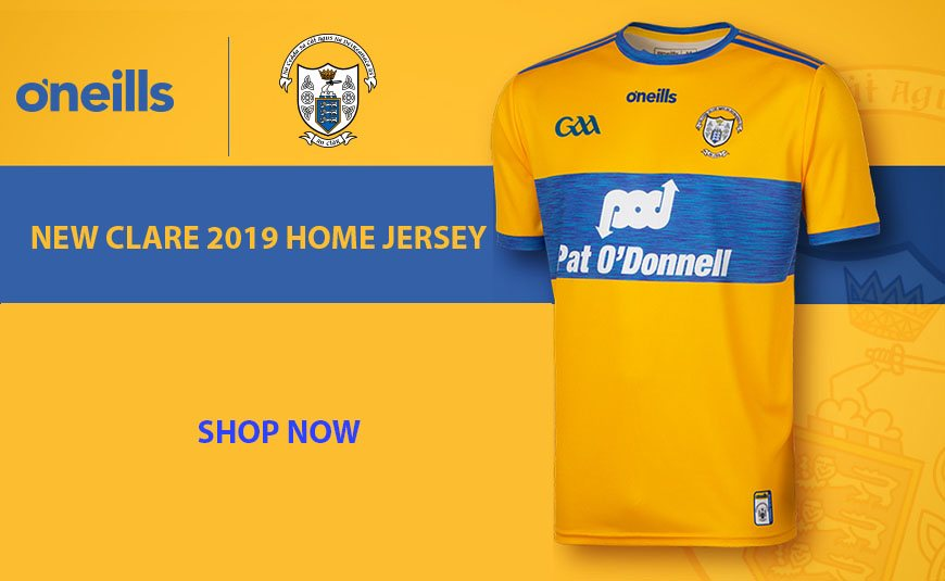 New Clare Jersey