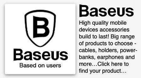 Baseus Phone Accessories