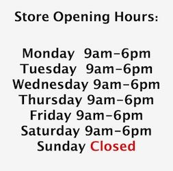 Clarke's of Bailieborough Store Opening Hours