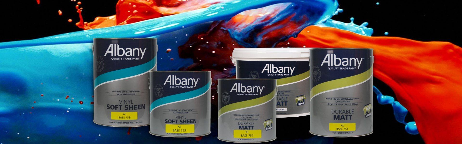 Albany Interior Paint