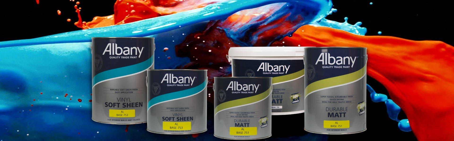 Albany Paint