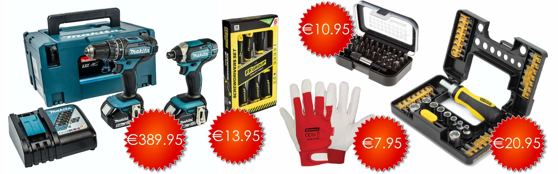 Winter Tools Offers