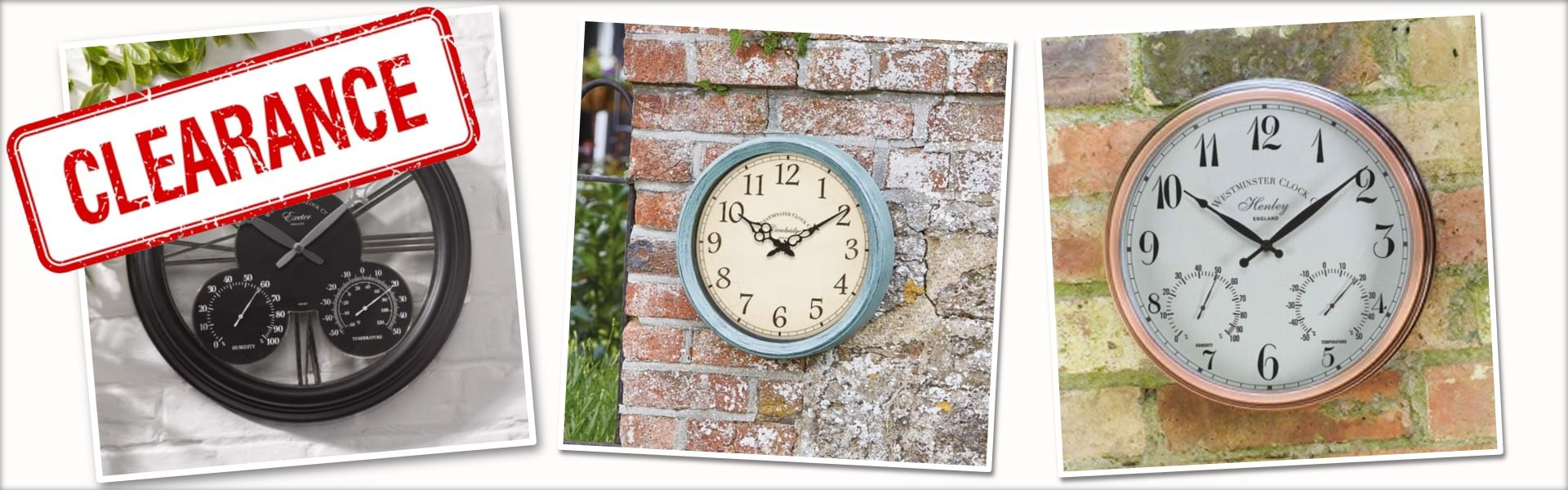 Clock Clearance