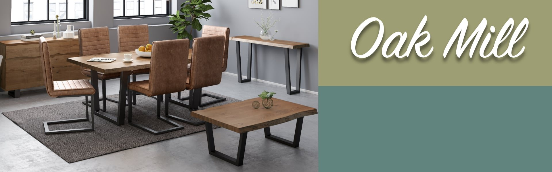 Oak Mill Furniture Collection