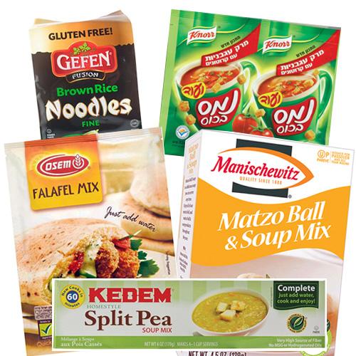 Soups & Instant Meals